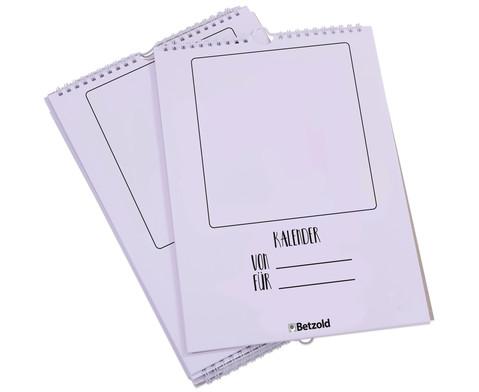 Betzold Kalender zum Selbstgestalten 10er-Set