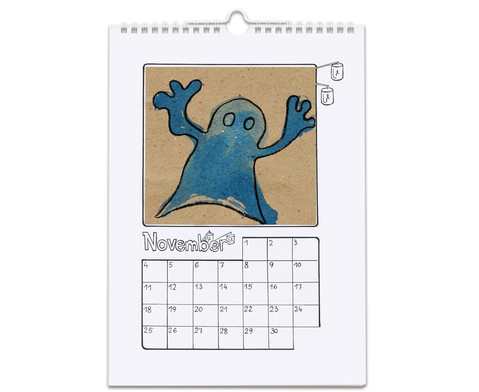 Kalender 10er-Set-18