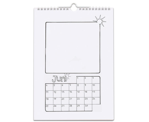 Kalender zum Selbstgestalten 10er-Set-4