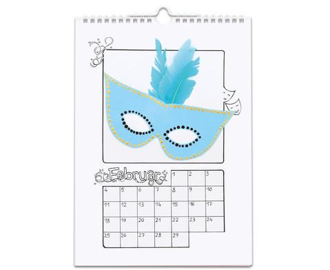Kalender zum Selbstgestalten 10er-Set-8