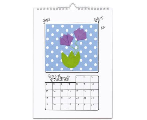 Kalender zum Selbstgestalten 10er-Set-9