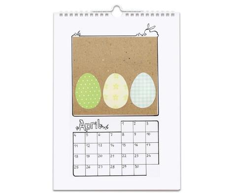 Kalender zum Selbstgestalten 10er-Set-10