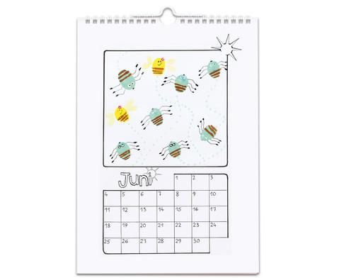 Kalender zum Selbstgestalten 10er-Set-12