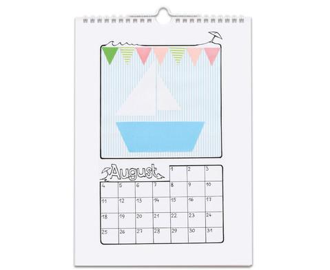 Kalender zum Selbstgestalten 10er-Set-13