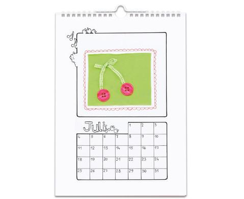 Kalender zum Selbstgestalten 10er-Set-14