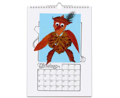 Kalender zum Selbstgestalten 10er-Set-15