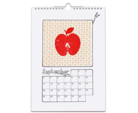 Kalender zum Selbstgestalten 10er-Set-16