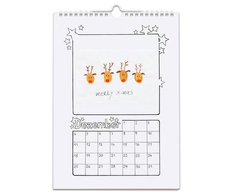Kalender zum Selbstgestalten 10er-Set-17