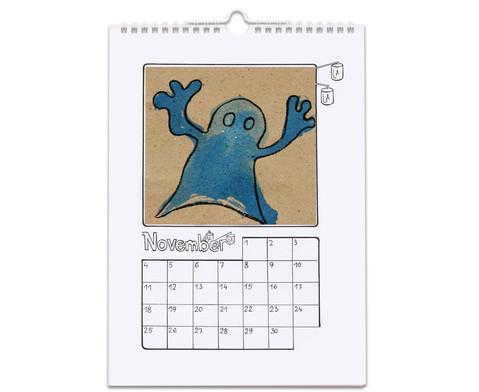 Kalender zum Selbstgestalten 10er-Set-18