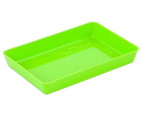 Materialschalen klein 5 Stueck in einer Farbe-7