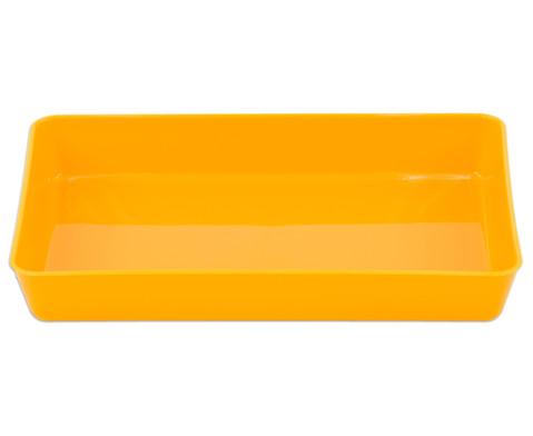 Materialschalen klein 5 Stueck in einer Farbe-23