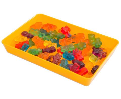 Materialschalen klein 5 Stueck in einer Farbe-24