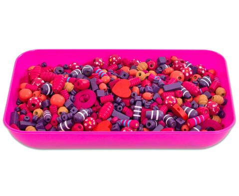 Materialschalen gross 5 Stueck in einer Farbe-8