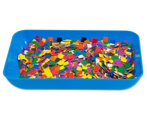 Materialschalen gross 5 Stueck in einer Farbe-11
