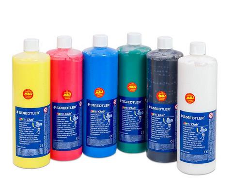 6er-Set Fingermalfarben 45 l-5