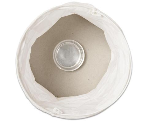 Papierlaternen weiss 6 Stueck-2