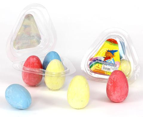 Kreide Eier 9 Stueck-3