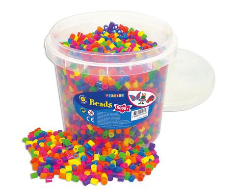Maxi-Buegelperlen in neon 5000 stueck-1