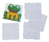 Steckplatten für Maxi-Bügelperlen, 5er Set