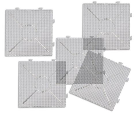 Steckplatten fuer Midi-Buegelperlen quadratisch-2