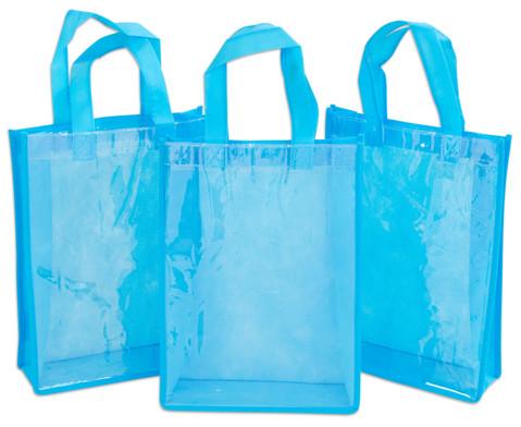 Tasche A4 Hochformat blau-3