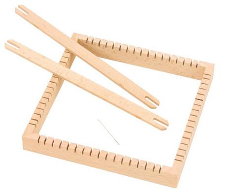 Quadratischer Webrahmen-2