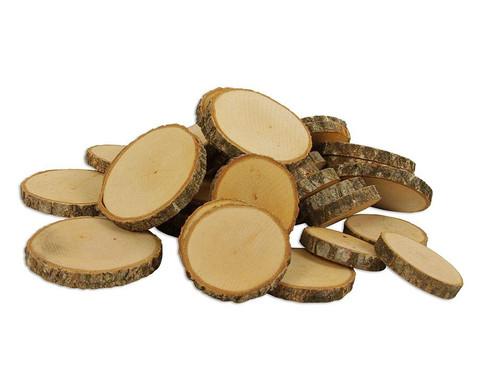 Naturholzscheiben 1 kg-3