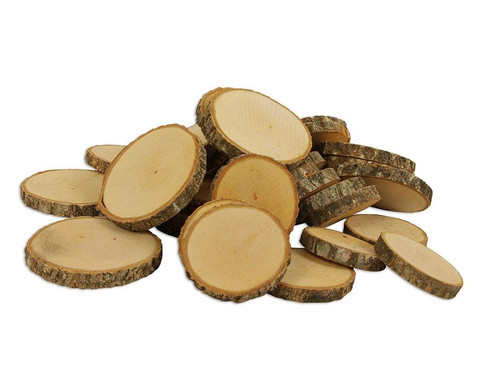 Naturholzscheiben 1kg-4