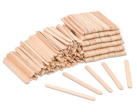 Holzstaebchen 500 Stueck