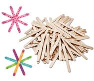 Holzstäbchen, 500 Stück