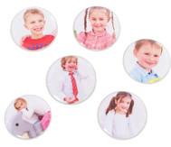 Buttons-Set, 12 Stück