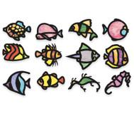 Fensterbilder: Fische