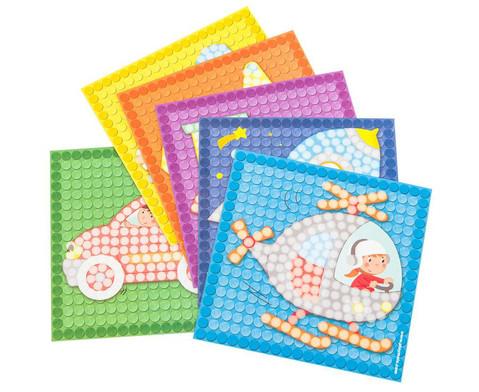 Playmais Mosaic-Karten 6 Stueck-3
