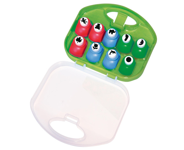 Playbox Motivstanzer-Sets