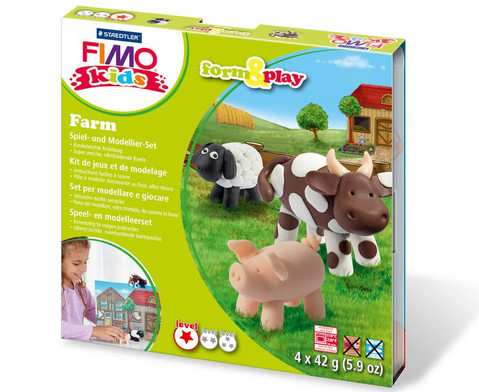 STAEDTLER FIMO kids Materialpackungen-19