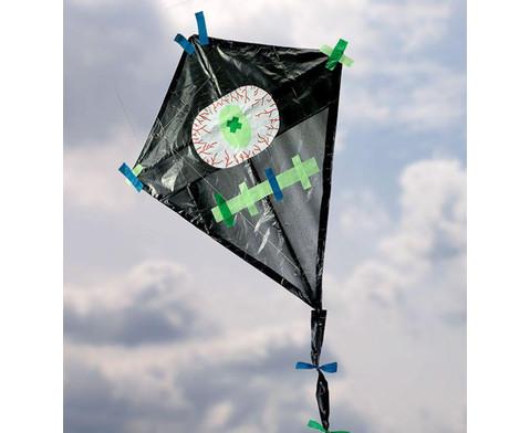 Kinderleichte Drachen  Windfahnen-2