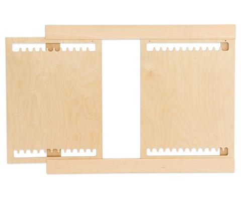 Holzwebrahmen fuer die Wand-1