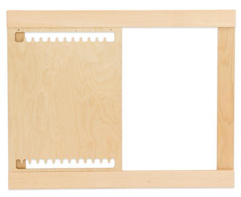 Holzwebrahmen fuer die Wand-3