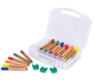Buntstifte First, 36 Stück im Kunststoffkoffer