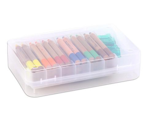 Buntstifte First 36 Stueck im Kunststoffkoffer-4