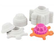 Schildkröten -Schatzdosen, 12 Stück