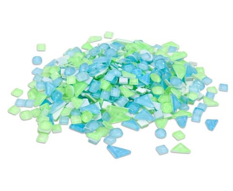 Mosaiksteine fluoreszierend 500g