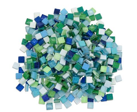 Mosaiksteine Softglas nachtleuchtend  glitter-2