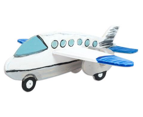 Holz-Bausatz  Hubschrauber und Flugzeug-4