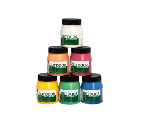 Schjerning Outdoor-Basisfarben-Set