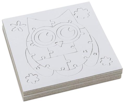 Puzzle zum Ausmalen 10er Set-5