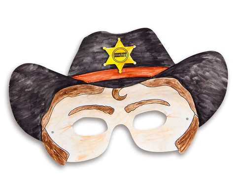 Masken aus Pappe 6 Stueck-5