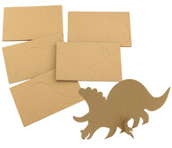 Papp-Dinosaurier