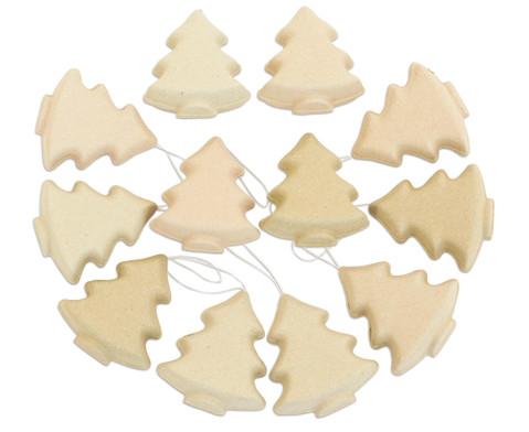 Papp-Weihnachtsanhaenger 12 Stueck-2