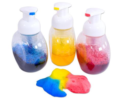 Schaumfarbflaschen 3 Stueck-1
